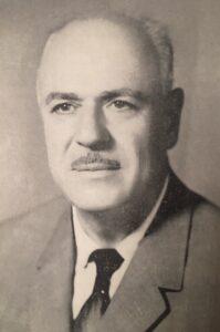 الدكتور أحمد شوكت الشطي