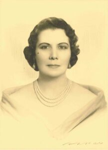 السيدة الأولى بهيرة الدالاتي