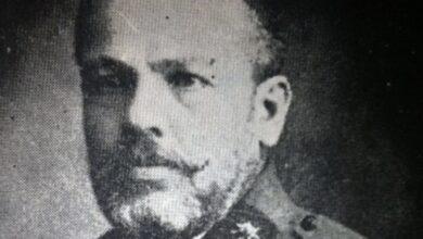 الرئيس رضا باشا الركابي