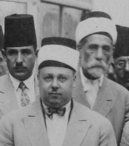 الشيخ تاج رئيساً للحكومة سنة 1928
