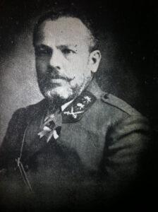 الرئيس علي رضا باشا الركابي