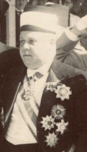 الرئيس تاج الدين الحسني