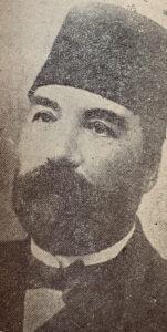 أحمد رفيق باشا الشمعة