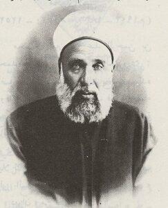 الشيخ أمين سويد