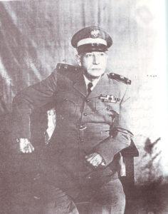 البارودي ضابطاً فخرياً في الجيش السوري