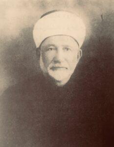 الشيخ عبد القادر المغربي