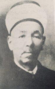 الشيخ عبد القادر المبارك