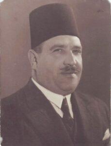 فوزي باشا البكري
