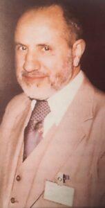 الأستاذ الدكتور شكري فيصل