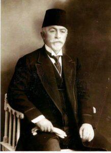 محمد فوزي باشا العظم