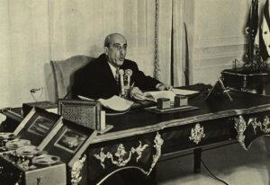 كلمة الرئيس القوتلي بعد الانفصال سنة 1961.