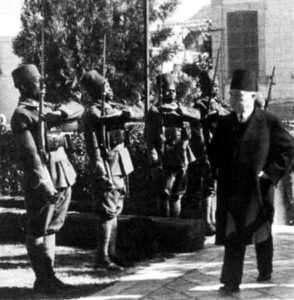 افارس الخوري سنة 1936