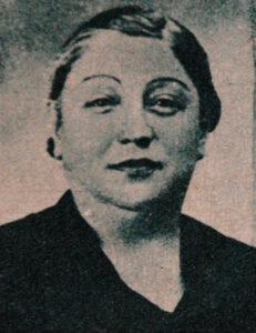 السيدة الأولى زهراء اليوسف