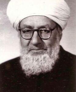 المفتي الدكتور أبو اليسر عابدين
