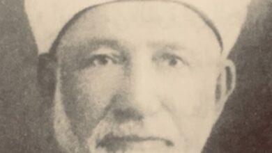 الشيخ محمد بهجت البيطار.
