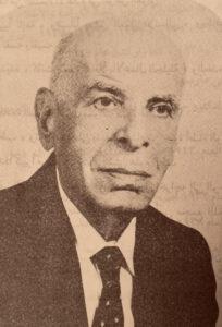 الأستاذ الدكتور حسني سبح