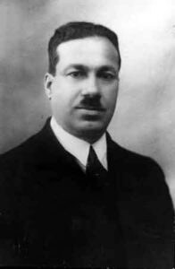 الرئيس حسني البرازي