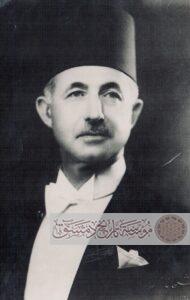 الرئيس سعد الله الجابري