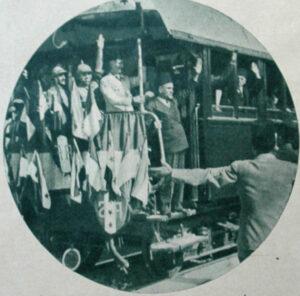 هاشم الأتاسي رئيساً للكتلة الوطنية.