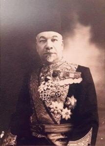 الرئيس محمد علي العابد