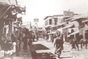 باب مصر في الميدان بدمشق.