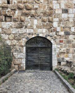 باب السر