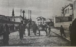 شارع الملك فيصل في العشرينيات.