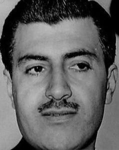 اللدكتور إبراهيم ماخوس
