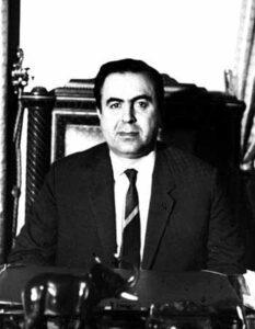 الرئيس الدكتور نور الدين الأتاسي